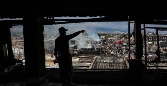 Al menos 25 muertos en un atentado cerca de una escuela femenina en Kabul