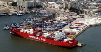 Preocupación en el gobierno ante el paro que realiza el Sindicato de Trabajadores Portuarios en el Puerto