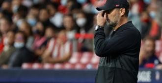 Klopp: 'No ha pasado nada, la próxima vez nos daremos la mano Simeone y yo'