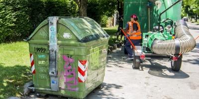 Presentarán equipamiento para recolección de residuos en Canelones