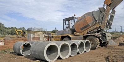 Anuncian para 2019 las obras de saneamiento en Ciudad del Plata