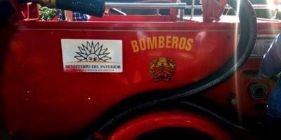 Investigan las causas del incendio en el que murieron dos niños en Nueva Palmira