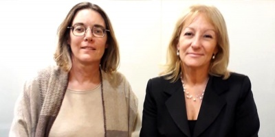 Diputada Nibia Reisch entrega memorándum a ministra Cosse ante situación de desempleo en Colonia