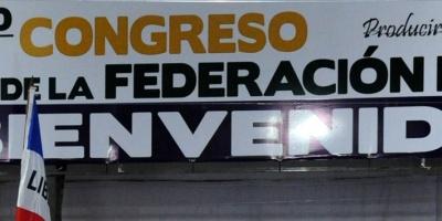 Comienza el congreso de la Federación Rural en Dolores