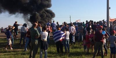 """Salteños dicen que """"hicieron historia"""" con la movilización en reclamo de mayor seguridad"""
