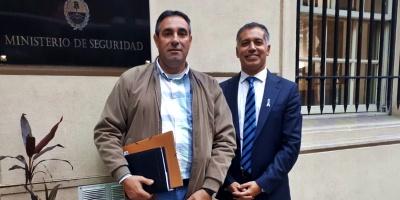 Edil Silvera propone aplicar mecanismos de seguridad de Buenos Aires, en San José