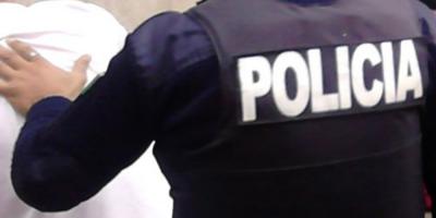 Tres personas fueron procesadas por robar combustible en la Jefatura de Policía de Flores