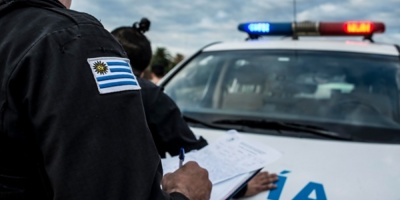 Capturaron a tres ladrones implicados el el robo del cajero BROU de Rocha