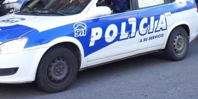 Delincuentes explotaron un cajero automático en San José