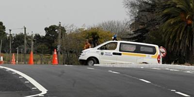 Falleció el conductor accidentado en Ruta 9, cerca del Pueblo 19 de abril