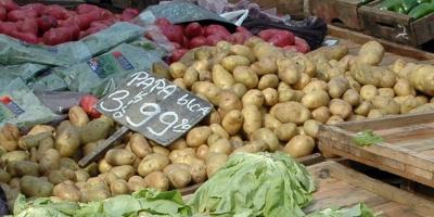 Gobierno paraguayo seguirá restringiendo importación de papa y cebolla