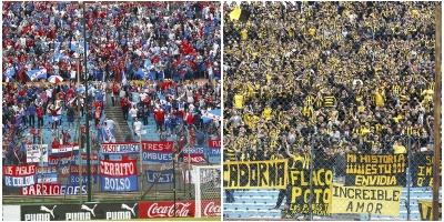 Nacional y Peñarol en clásico de verano