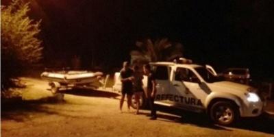 Prefectura buscan a joven de Montevideo que se habría ahogado en Valizas