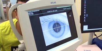 Un tres por ciento de la población de Uruguay -unas 104 mil personas- sufren Glaucoma