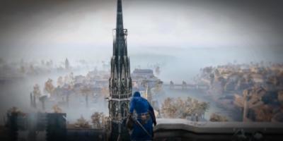 Un video juego podría ser gran utilidad en la reconstrucción de la catedral de Notre Dame