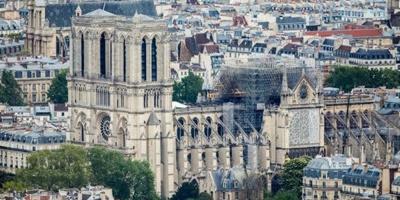 El arquitecto Pascal Prunet ve consenso para reconstruir Notre Dame como era
