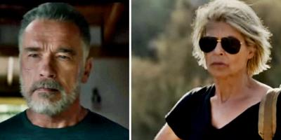 """Schwarzenegger y Hamilton regresan en el tráiler de la nueva """"Terminator"""""""