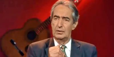 Falleció a los 84 años el popular conductor Homero Rodríguez Tabeira