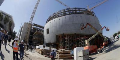 El Museo de la Academia de Hollywood retrasa su apertura hasta 2020