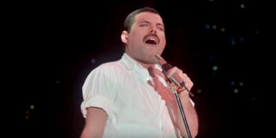 """Sale a la luz una grabación inédita de """"Time"""" con Freddie Mercury"""