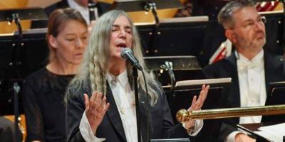 La legendaria Patti Smith actuará por primera vez en Uruguay en noviembre
