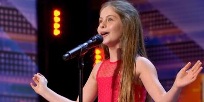 """Una niña de 10 años impactó cantando """"Nessun Dorma"""" en un certamen y fue ovacionada"""