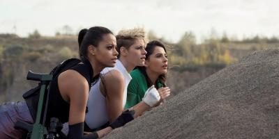 """""""Charlie's Angels"""" retoman el vuelo con Kristen Stewart y Elizabeth Banks"""