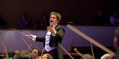 'Por siempre Benedetti Sinfónico' con la OSSODRE en el Auditorio Nelly Goitiño