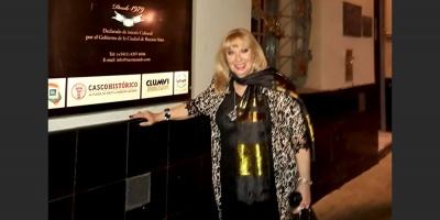 Nancy De Vita: 'Es necesario apoyar con más difusión a los artistas vinculados al tango'