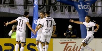 Olimpia arranca el Clausura con una goleada sobre General Díaz
