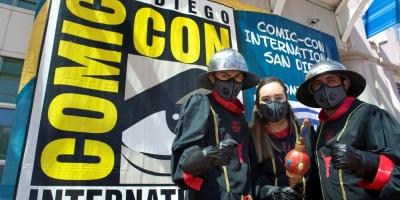 Schwarzenegger conquista Comic-Con con Linda Hamilton y un Terminator latino