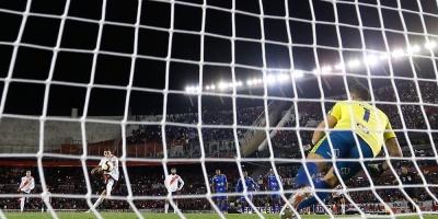 Libertadores: River y Cruzeiro igualaron sin goles en el encuentro de ida