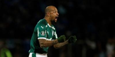 Palmeiras se recupera de un 2-0 y consigue un valioso empate en Mendoza