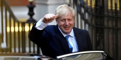 Boris Johnson se convierte en primer ministro del Reino Unido