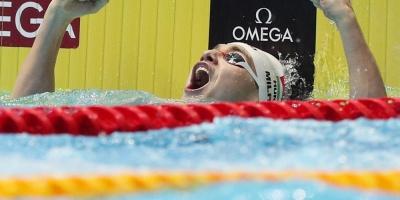 El húngaro Milak bate el récord mundial de Phelps de 200 mariposa