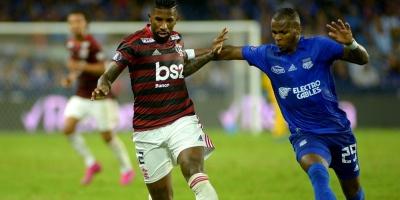 Emelec se agiganta y doblega al favorito Flamengo