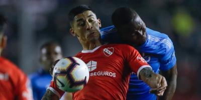 Independiente se impone por la mínima y deja abierta la serie