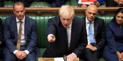 Boris Johnson anuncia 20.000 nuevos policías a su llegada al Gobierno