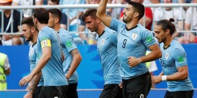 Uruguay quinto y Bélgica sigue líder