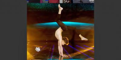 El joven bailarín uruguayo que sorprendió en el programa de Susana, a punto de ingresar a la Escuela Nacional de Danza del Sodre