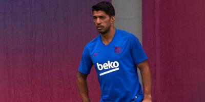 Luis Suárez se reintegra a los entrenamientos en el Barcelona