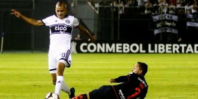 Liga de Quito certifica su pase a cuartos con un empate ante Olimpia