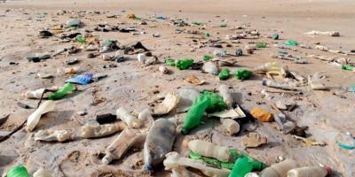 """Lucha por descontaminar: nano imanes de carbono descomponen los microplásticos que """"envenenan"""" el agua"""