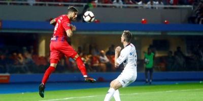 Ruiz lleva a Cerro Porteño a cuartos tras remontada ante San Lorenzo
