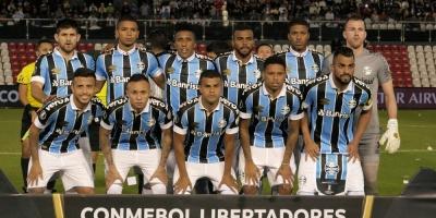 Gremio tumba a Libertad y está en los cuartos de la Libertadores