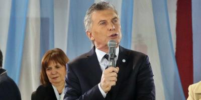 Macri pide a sus seguidores que digan de manera pública que votarán por él