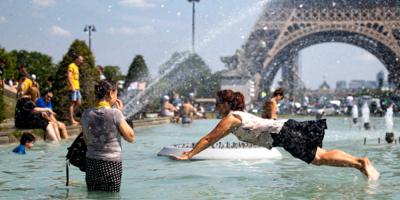 OMM confirma que julio fue el mes más caluroso del que se tiene registro