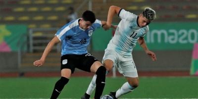 Uruguay cayó ante Argentina