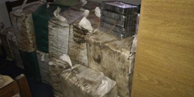 A prisión dos implicados en el traslado de 800 kilos de cocaína boliviana y de alta calidad