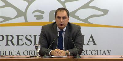 El subsecretario de Economía Pablo Ferreri confirmó la compra de un nuevo escáner para el puerto de Montevideo